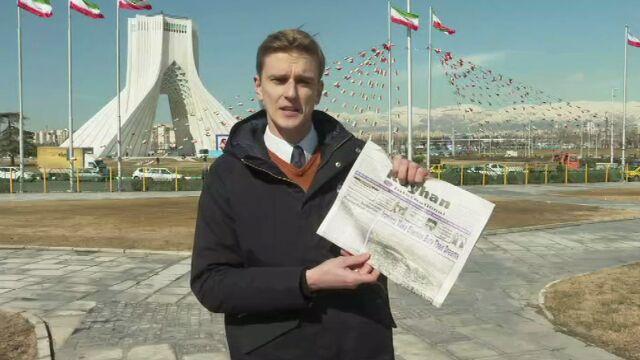 Iran: zobaczymy, czy Polacy dotrzymają słowa. Na miejscu wysłannik TVN24