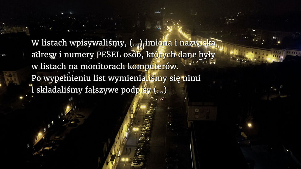 Sprawę fałszowania podpisów dla Młodzieży Wszechpolskiej zbada lubelska prokuratura