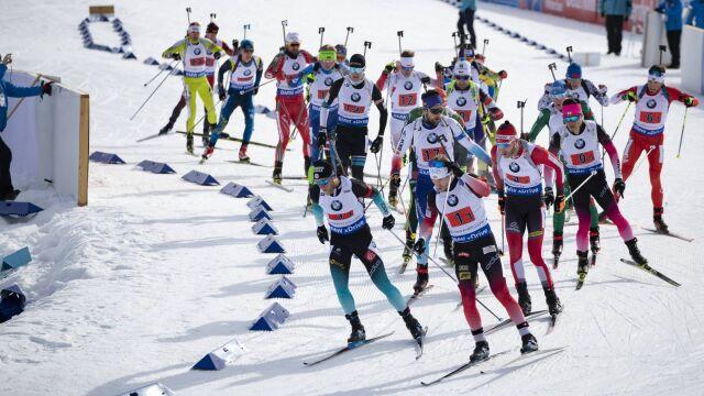 Polacy na dziewiątym miejscu w supersprincie. Triumf Włochów