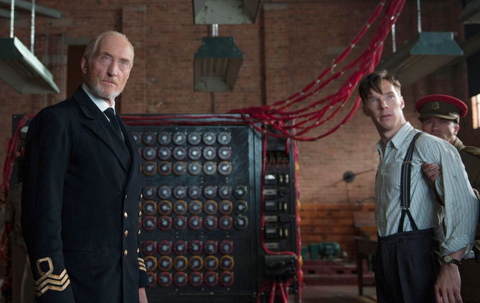 Charles Dance i Benedict Cumberbatch