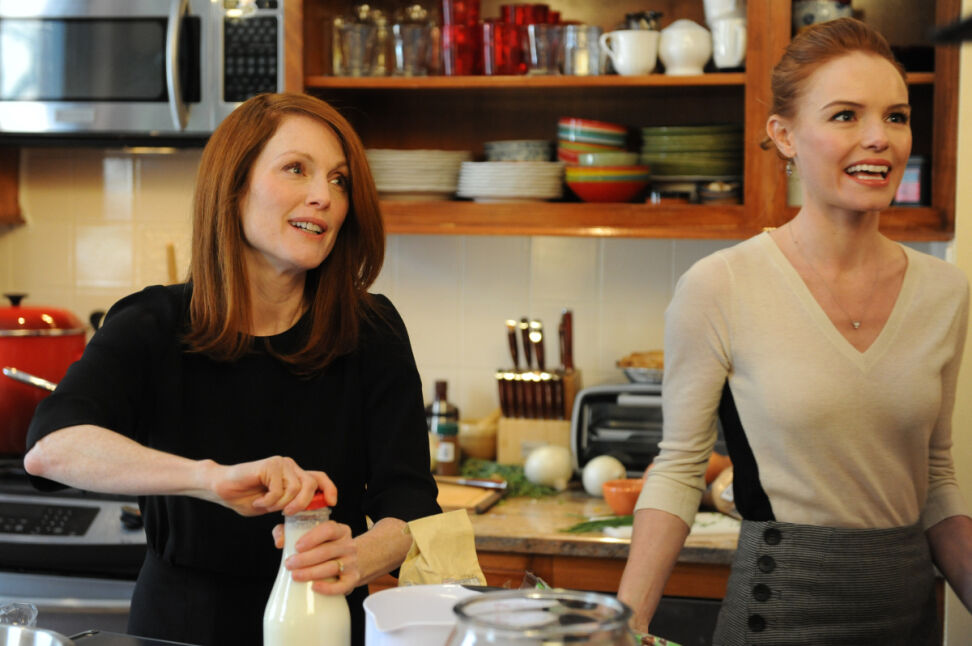 Julianne Moore i Kate Bosworth