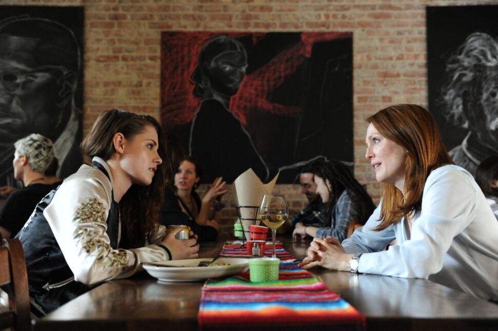 """Kristen Stewart i Julianne Moore w filmie  """"Motyl.Still Alice"""""""