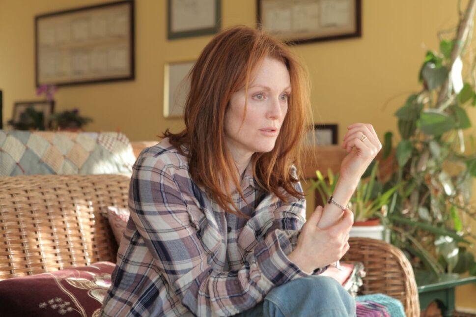 "Julianne Moore jako chora na Alzheimera profestor w ""Still Alice"" deklasuje rywalki"