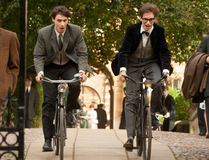 Harry Lloyd i Eddie Redmayne