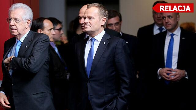 Ludzie van Rompuya piszą ofertę dla Europy. Ciężka noc w Brukseli