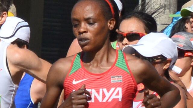 Biegała na dopingu. Mistrzyni olimpijska przyłapana