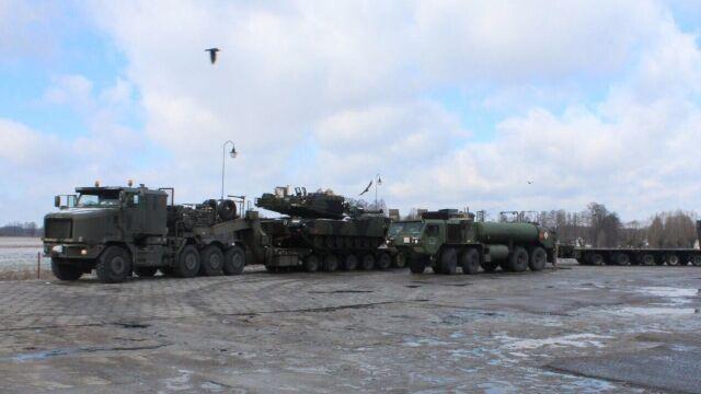 Co dowódca konwoju US Army myśli o polskich drogach. Przeprowadził na nich test