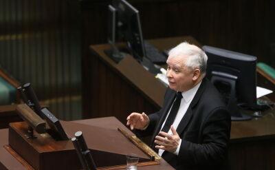 Kaczyński o polskiej gospodarce: byliśmy bardzo daleko, kiedy przejmowaliśmy władzę