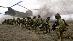 USA wyślą tysiąc dodatkowych żołnierzy na Bliski Wschód.