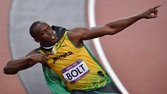 Bolt został ojcem. Pogratulował nawet premier