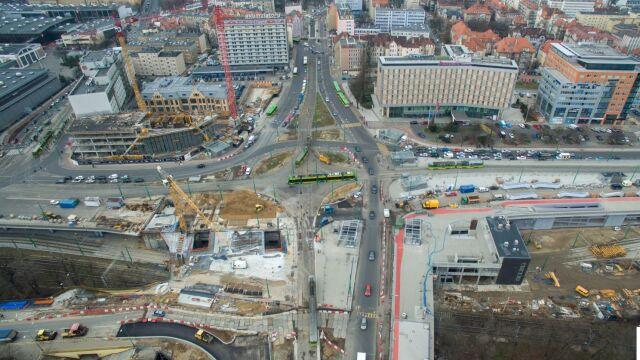 Są zarzuty dla dwóch byłych szefów ZDM w Poznaniu. Za przebudowę ronda Kaponiera