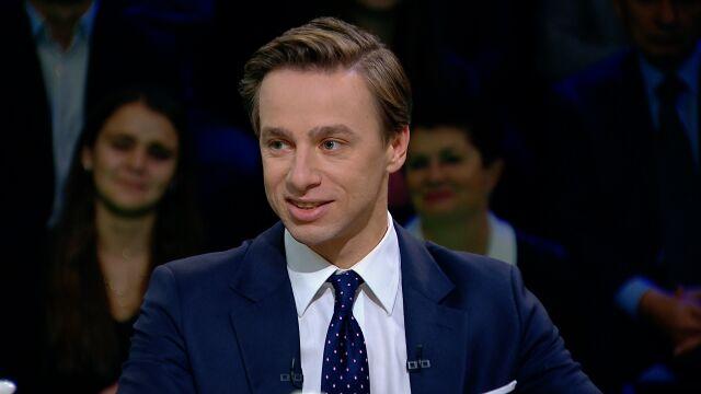 Krzysztof Bosak: Konfederacji nie pomagała dysproporcja finansowa