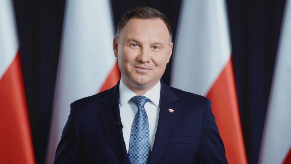 Orędzie prezydenta Andrzeja Dudy przed wyborami parlamentarnymi