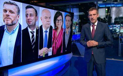 """""""Czas decyzji: debata"""". Dzisiaj o 19:25 w TVN24"""