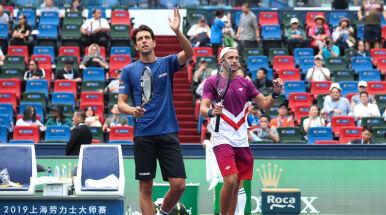 Kubot w finale turnieju w Szanghaju. Imponująca jesień w Azji