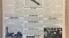 """Express Poranny"" z 29 sierpnia 1930 r."