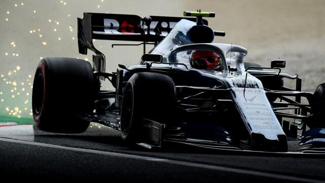 """Kubica krytykuje, Williams odpowiada. """"Podjęliśmy właściwą decyzję"""""""