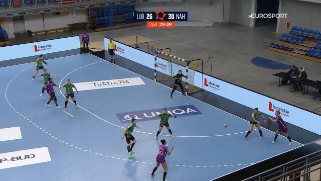 Perła Lublin przegrała z Nantes w 3. kolejce Ligi Europejskiej