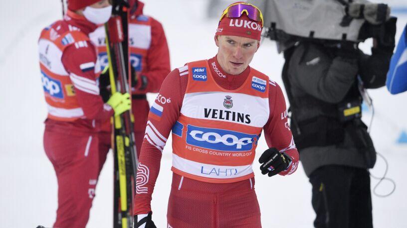 """""""To biegi narciarskie, a nie MMA"""". Finowie oburzeni niespotykanym atakiem Rosjanina"""