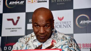 Tyson wrócił na dobre.