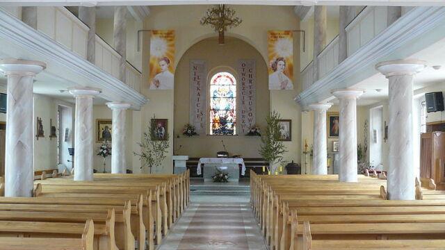 Były kościelny ukradł z parafii 20 tys. zł