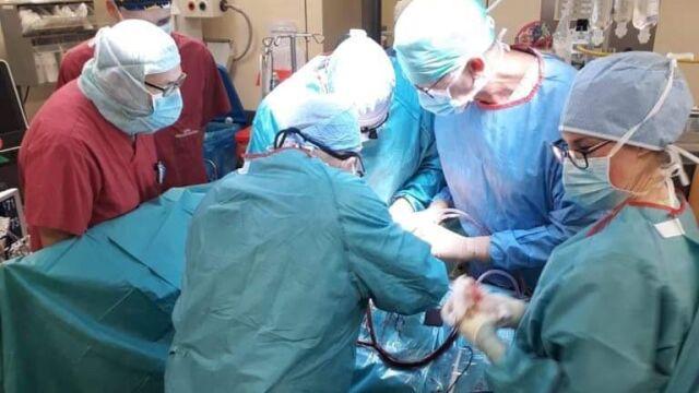 Niezwykła operacja na Dolnym Śląsku.
