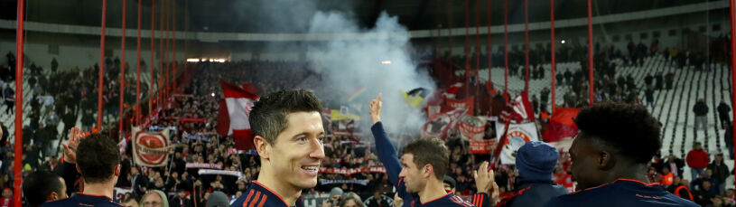 Lewandowski wygrał z Messim. Został piłkarzem kolejki w Lidze Mistrzów
