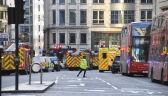 Atak nożownika w Londynie. Brytyjskie media: Polak bohaterem