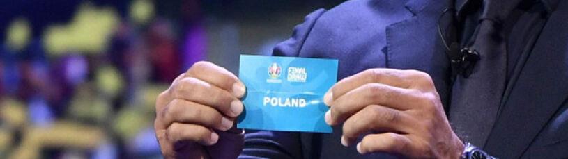 Losowanie grup Euro 2020. Piekielnie trudne zadanie Polaków