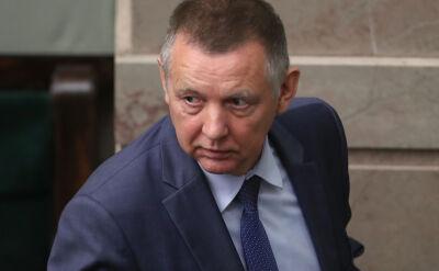Kierownictwo PiS oczekuje od Banasia złożenia rezygnacji