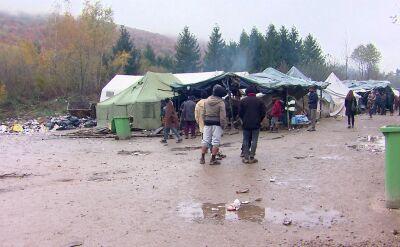 Organizacje międzynarodowe alarmują w sprawie migrantów w Grecji