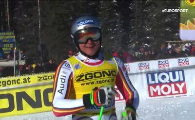 Dressen wygrał zjazd w Lake Louise