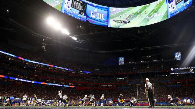 Do Super Bowl daleko, a reklamy już wyprzedane. Padł też rekord
