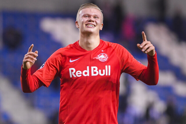 Erling Braut Haaland podpisał kontrakt z Borussią Dortmund | Eurosport w TVN24    - Piłka nożna - TVN24