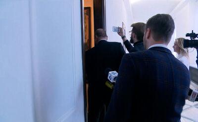 Tadeusz Dziuba, zastępca Mariana Banasia, pojawił się w Sejmie. Czy szef NIK poda się do dymisji?