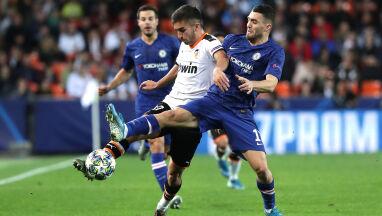 Remis po emocjonującym widowisku. Valencia i Chelsea nadal z szansami na awans