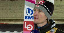 Daniel Andre Tande po wygraniu sobotniego konkursu w Ruce