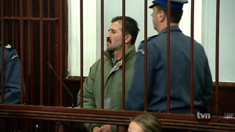 10 lat dla gwałciciela z Podlasia