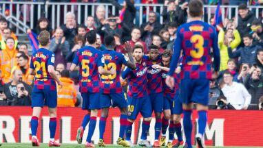 Ostre cięcia w Barcelonie, piłkarze protestują