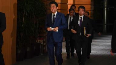 Media: premier Japonii zaproponował przełożenie igrzysk na 2021 rok