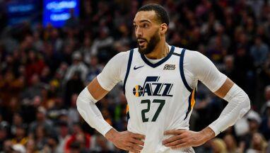 Koszykarz NBA walczy z koronawirusem.