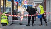 Wybuch w centrum Wrocławia. Ładunek miał być wyposażony w zapalnik czasowy