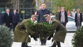 Prezydent złożył kwiaty przed Pomnikiem Rewolucji '56
