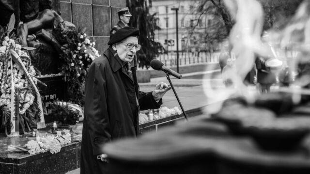 4 maja pogrzeb Władysława Bartoszewskiego