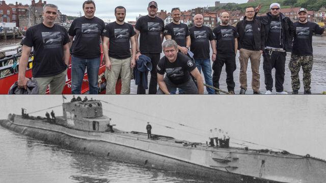 ORP Orzeł na celowniku nurków. Kolejna ekspedycja szuka wraku legendarnego okrętu