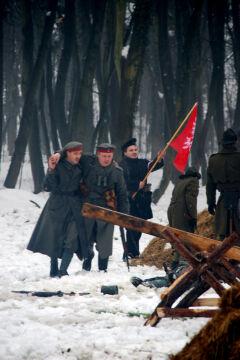 Rekonstrukcja walk pod Rakoniewicami
