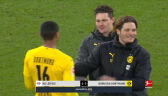 Skrót meczu RB Lipsk - Borussia Dortmund w 15. kolejce Bundesligi