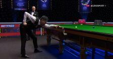 Kolejna setka Dinga w starciu z O'Sullivanem w 1. rundzie Masters