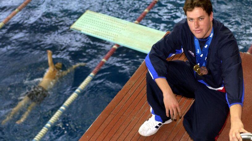 Mistrz olimpijski usłyszał zarzuty po ataku na Kapitol