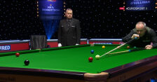 98-punktowy brejk Higginsa w 5. frejmie finału Masters